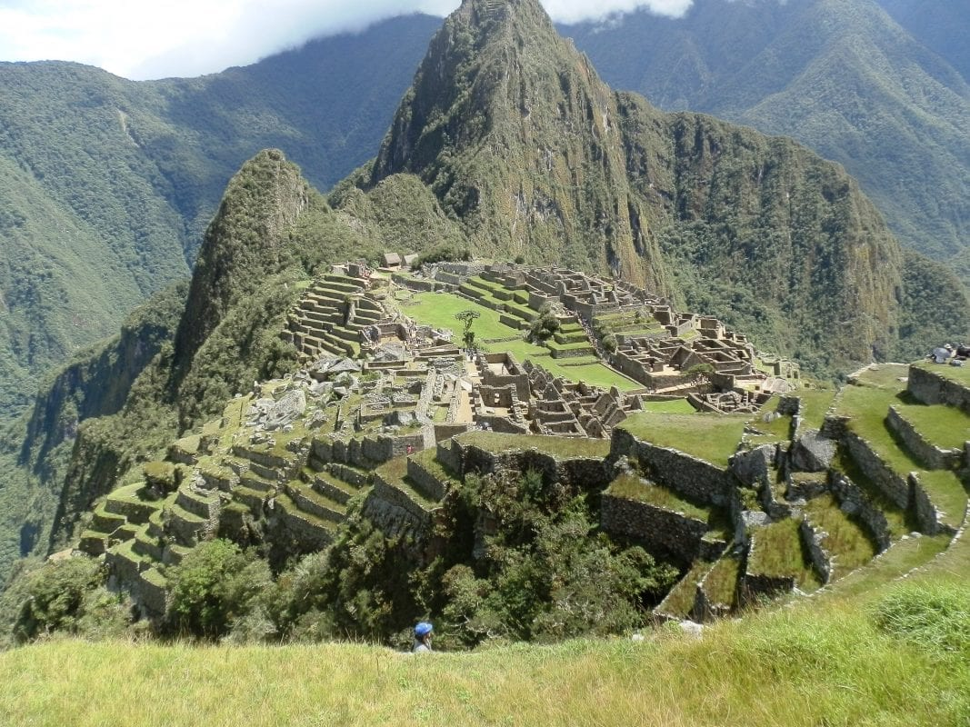 Cruise Excursion: Journey to Machu Picchu, Peru