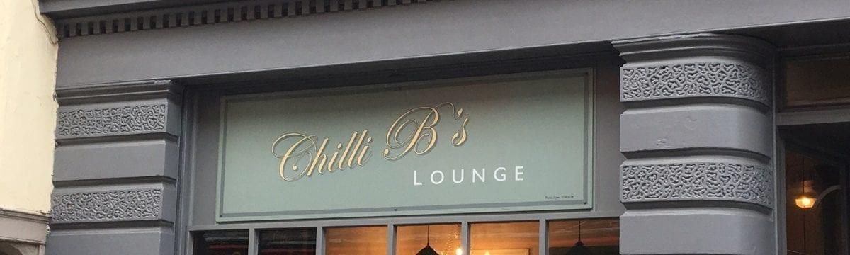 Breakfast at Chilli B's, Hitchin, Hertfordshire, UK