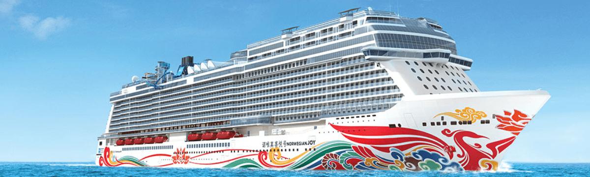 Cruise Ship Focus: Norwegian Joy