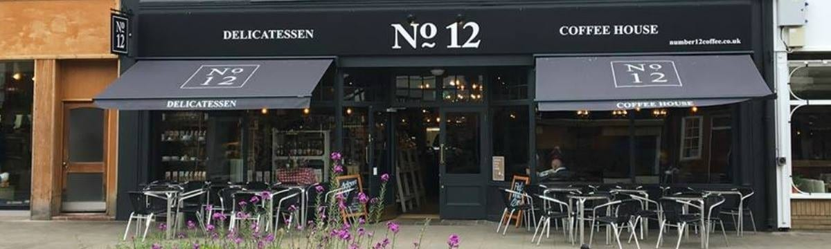 Review: No. 12 Deli and Coffee House, Letchworth, Hertfordshire