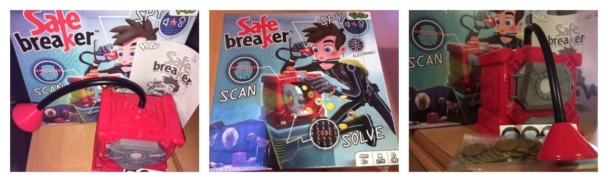Review: Safe Breaker game from Yulu