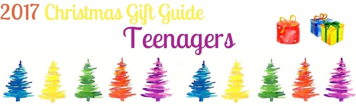 Turn a Teenager's Frown Upside Down this Christmas!