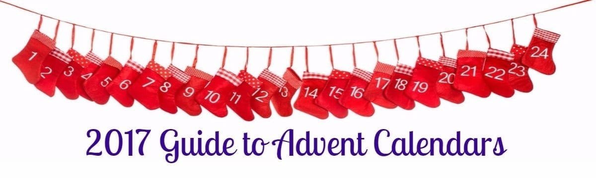 Christmas is Coming! Time to Choose an Advent Calendar!