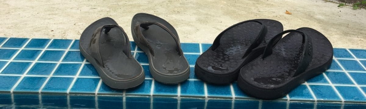 BOGS: The Only Footwear You Need in the Maldives