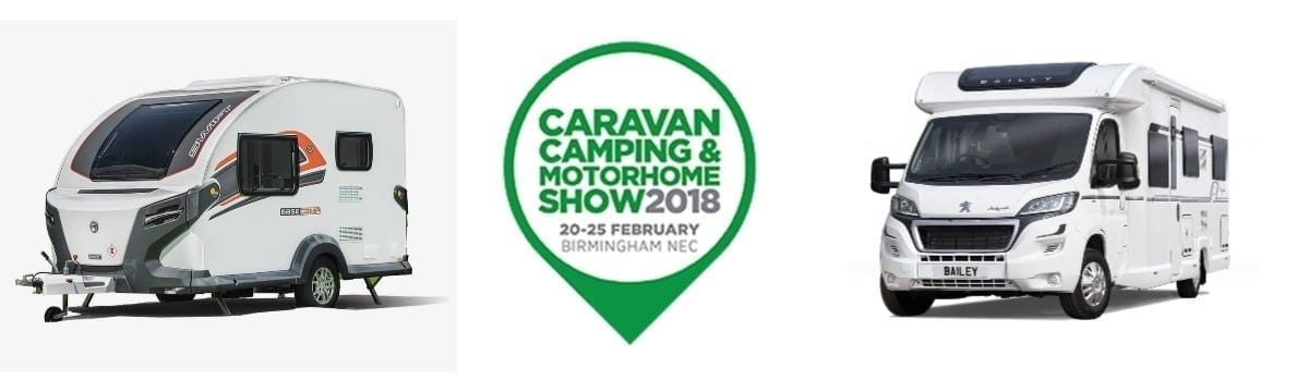 The Camping, Caravan and Motorhome Show 2018