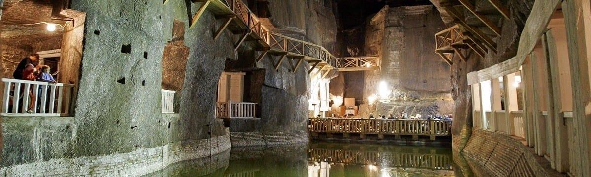 Our Visit to the Wieliczka Salt Mine, Krakow, Poland