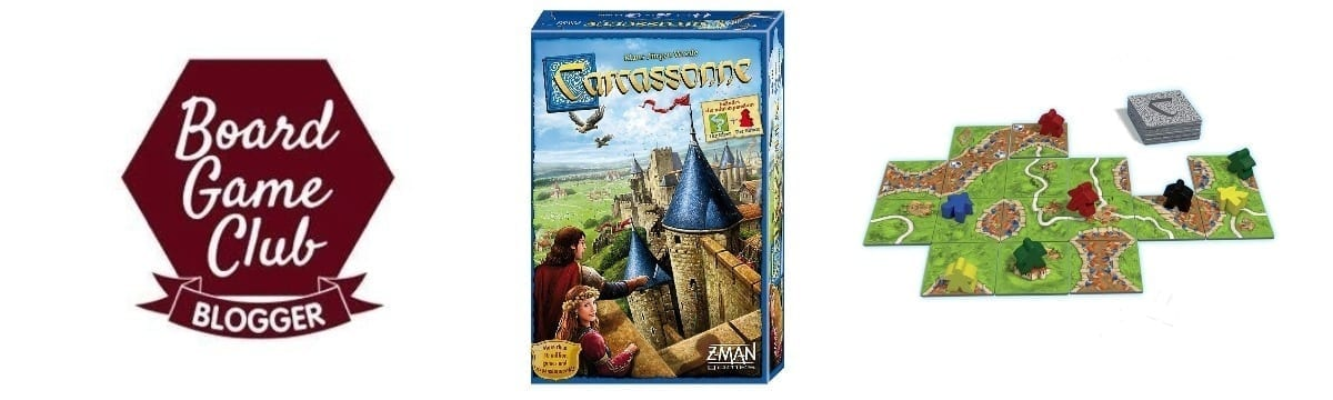 Blogger Board Game Club: Carcassonne – A Game of Strategy and History
