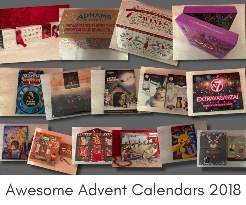 Morrisons gin advent calendar 2018